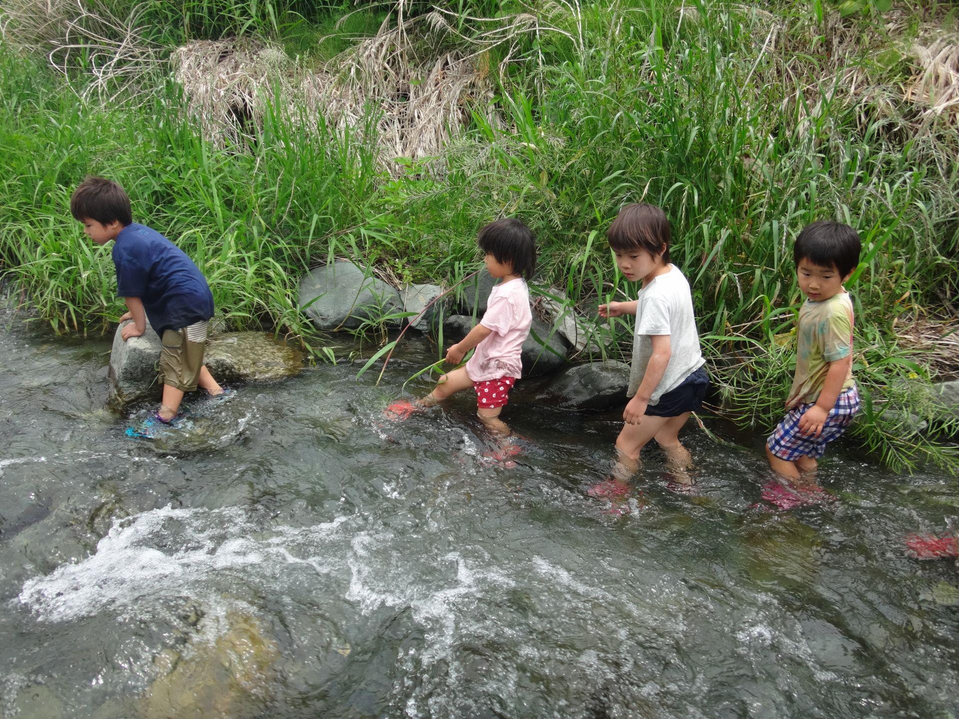 川探検(四十八瀬川)①