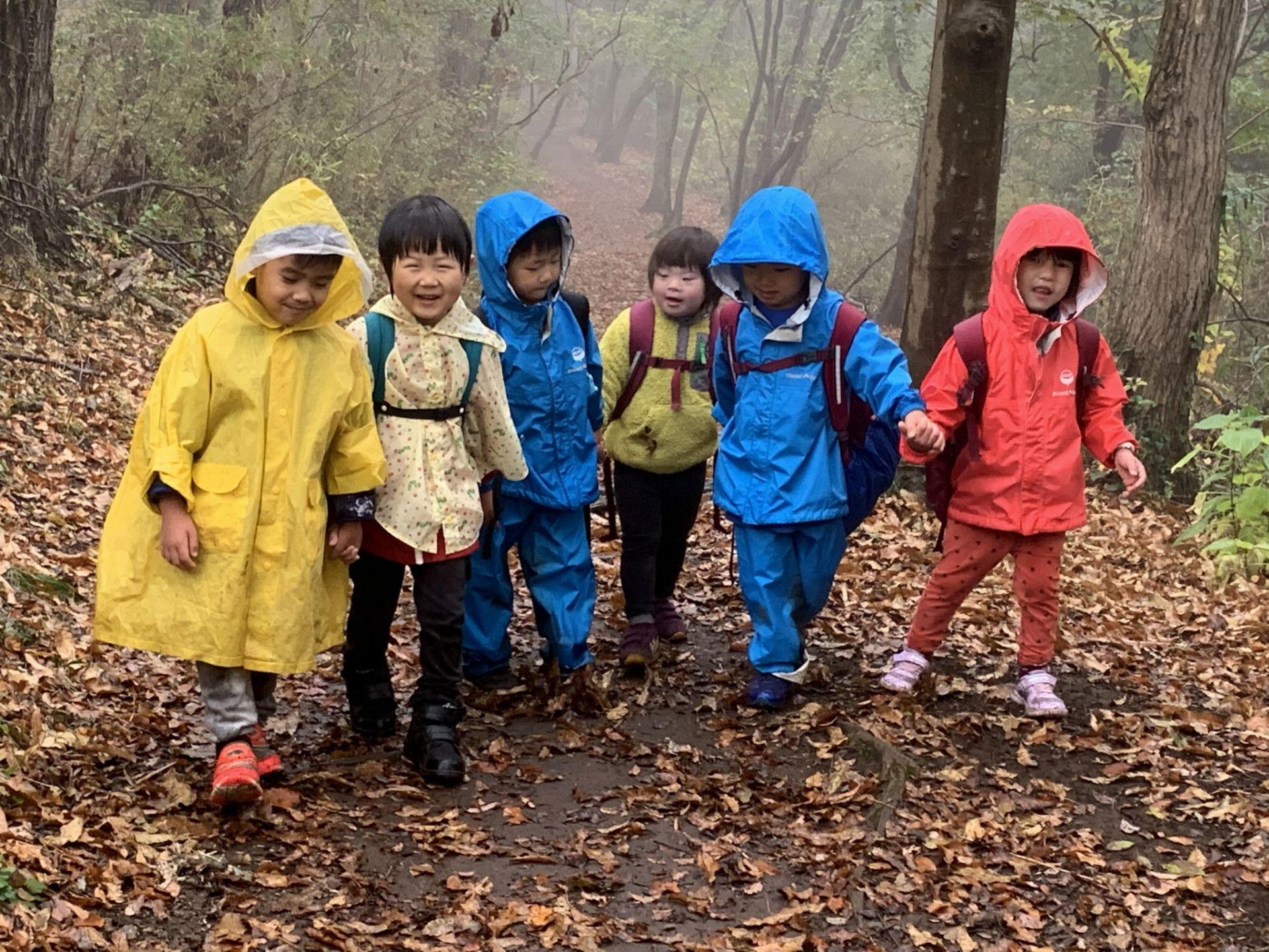 雨の森の音楽会【かもしか組】